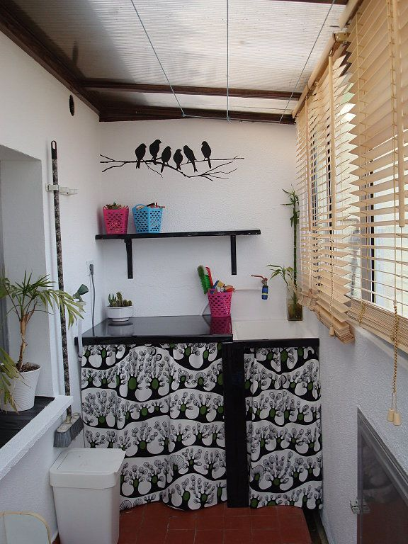 Muebles lavadero terraza buscar con google terraza for Lavadero pequenos