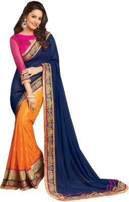Buy this celebrity saree. Represented by Soap Opera actress Anita ...