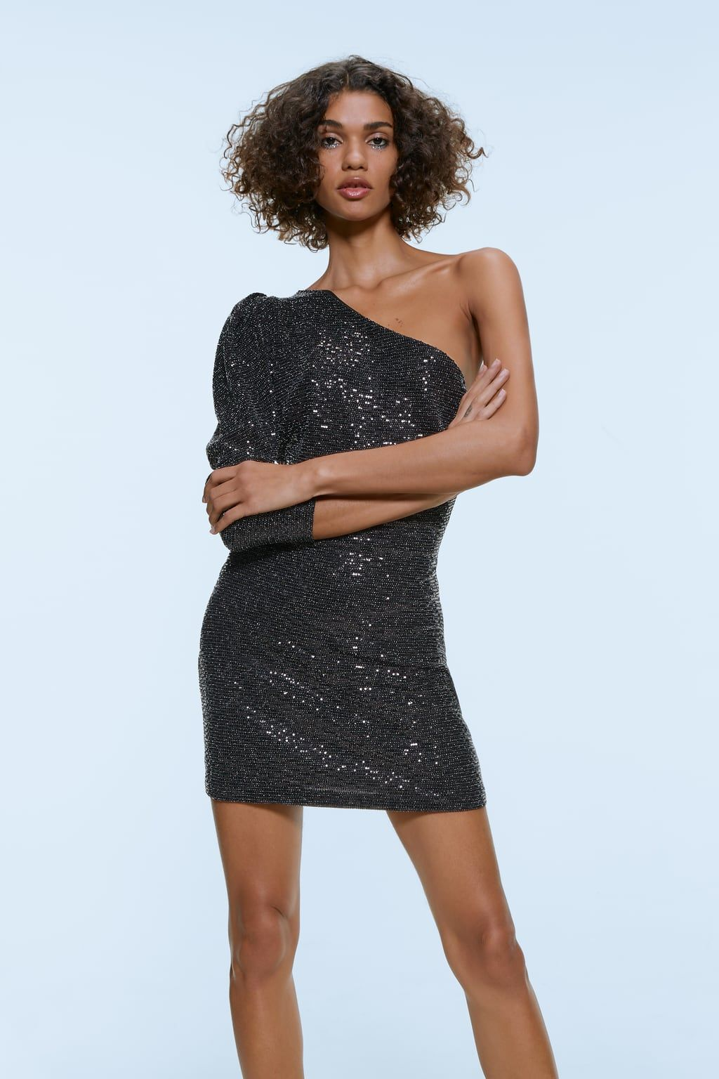 Women S Party Dresses New Collection Online Zara United States Party Dresses For Women Sequin Dress Party Dress