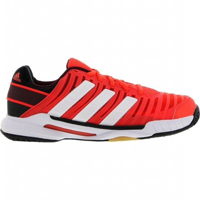 Adidas Adipower Stabil 10.1 Men - Red | Adidas Squash Shoes ...