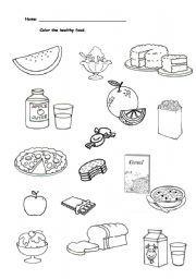 Worksheets Kindergarten Health Worksheets collection of kindergarten health worksheets sharebrowse english worksheet food healthy maysa pinterest
