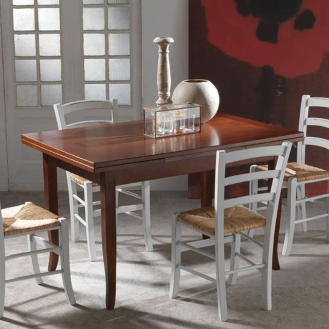 Inside 75 Table Repas Extensible Brenta Noyer Fonce En 2018 Tables