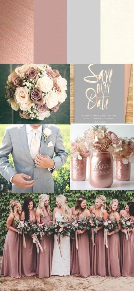 Trend Forecasting: Top 15 Expected Wedding Color Ideas for 2019 | Pouted