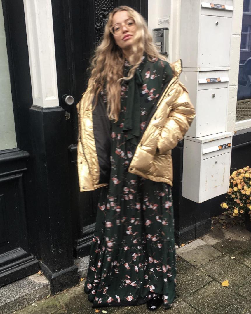 b13686a2 Ganni – Pre-Spring 2018 Ready to Wear Collections | Ganni | Fashion ...