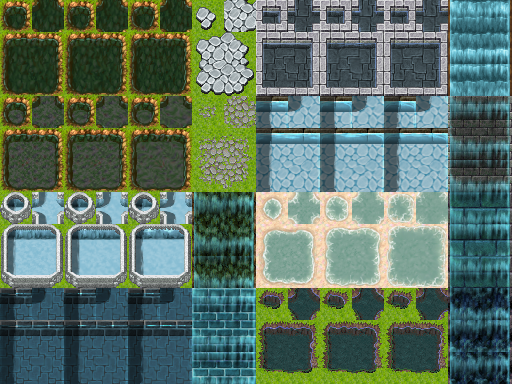 Here is a Modern Themed RTP for RPG Maker VX This is a compilation