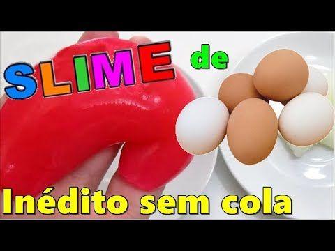 Diy  Slime com Gel de Cabelo sem Cola 5a8da656bd5e9
