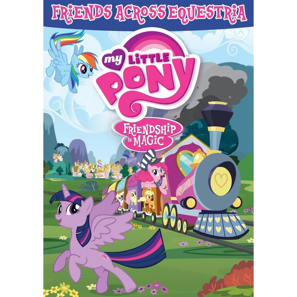 My Little Pony: Friendship Is Magic - Friends Across Equestria ...