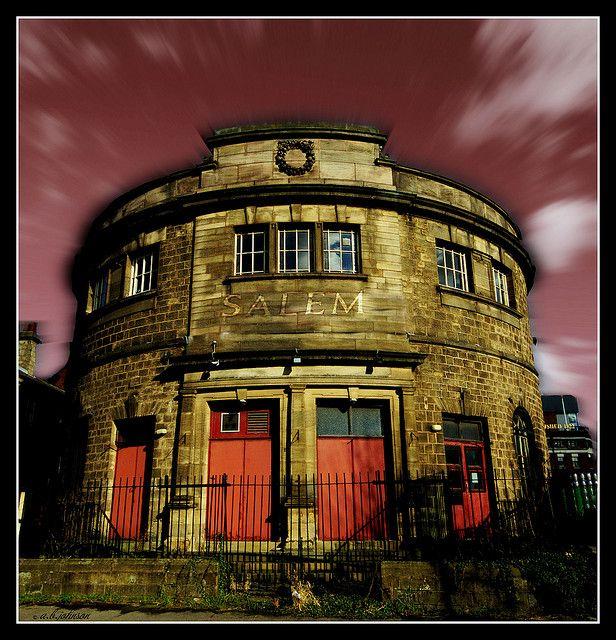 Pretty Places Leeds: Salem Witch Trials