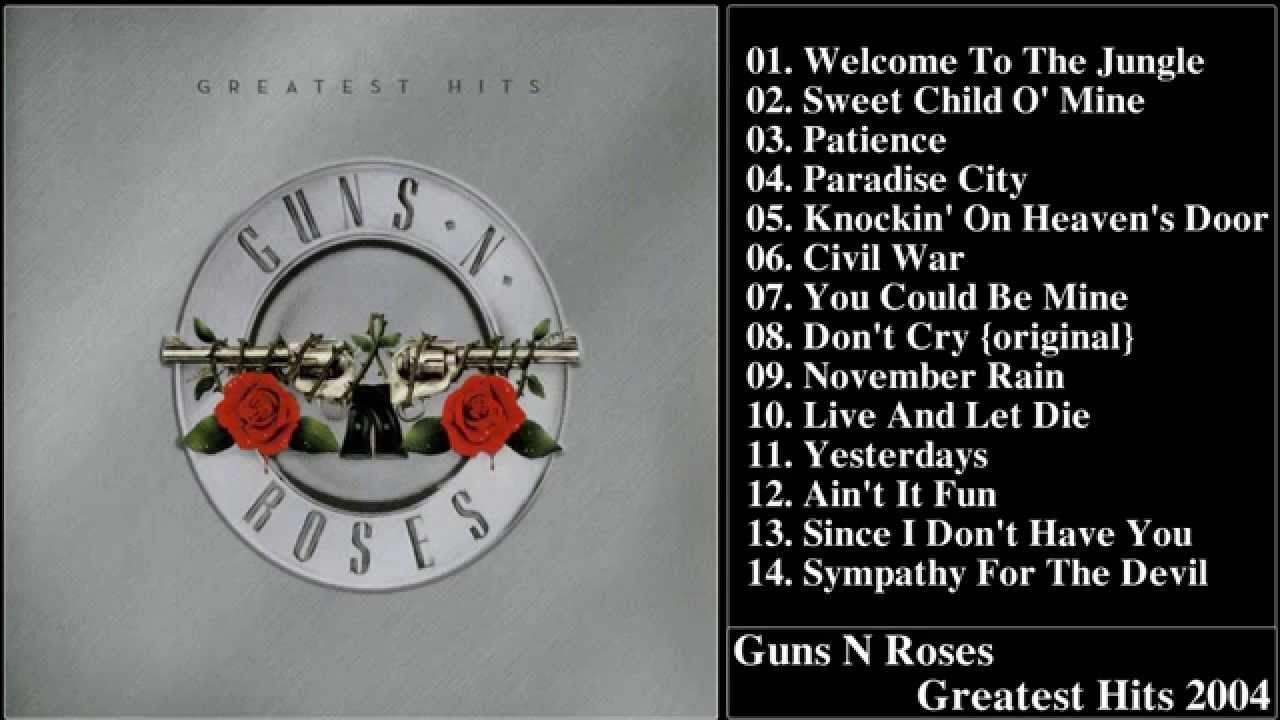 Guns N Roses Best Of