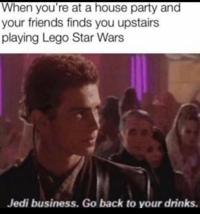 Aye Bruh Whos Your Main In Lego Star Wars Uncle In 2020 Funny Star Wars Memes Star Wars Humor Star Wars Memes