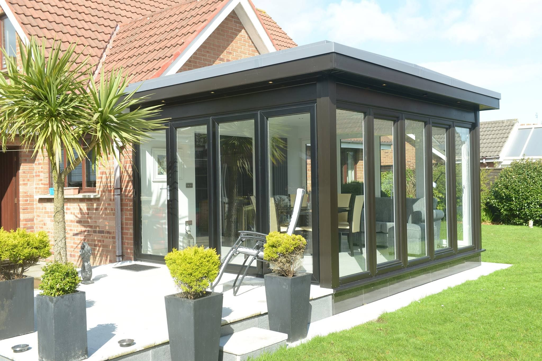 Stunning #sunroom Pod Northern Ireland - By utilising various