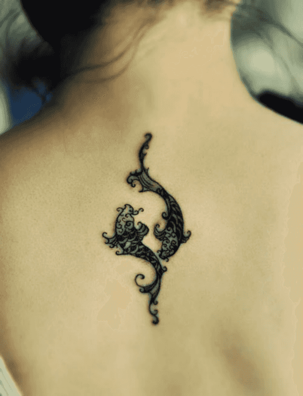 Photo of 25 Pisces Tattoo Ideas & Fish Tattoos For Pisces Zodiac Signs
