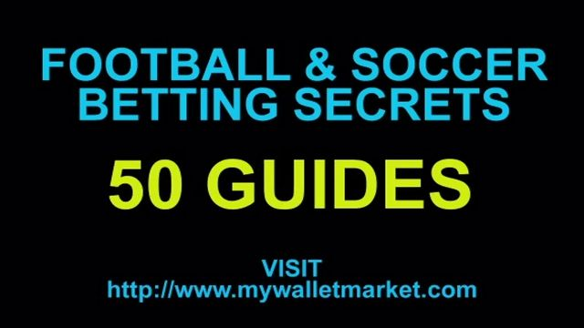 how to make a bet on a football game