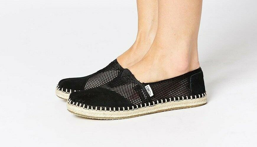 Casual slip on shoes, Womens toms