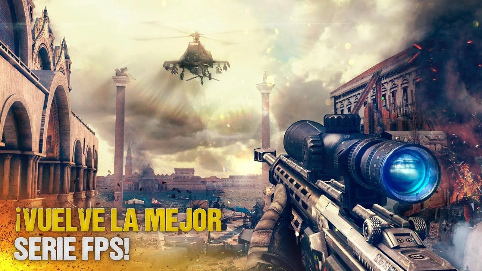 Juego Modern Combat 5 Blackout Para Android Blackout Game Combat Fps Games