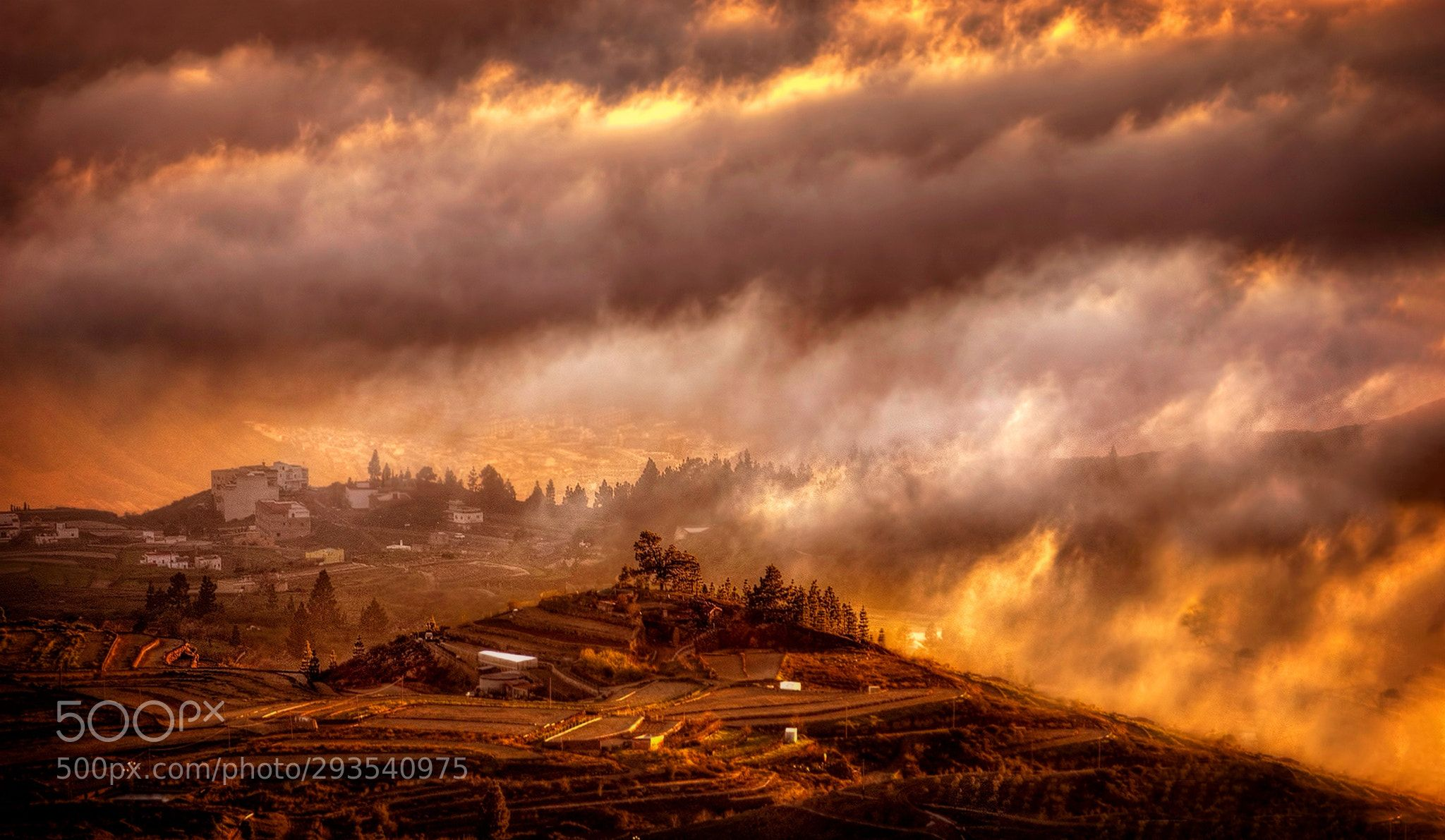 Cloudy Days Overcast Days By Ray Bilcliff Www Trueportraits Com Falling Skies Landscape Photo