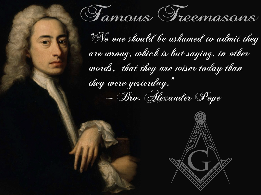 alexander pope quote on our thoughts and passions quotes alexander pope