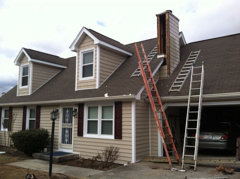 Vintage Wicker Prodigy Siding Job In Knoxville Tn Home Project