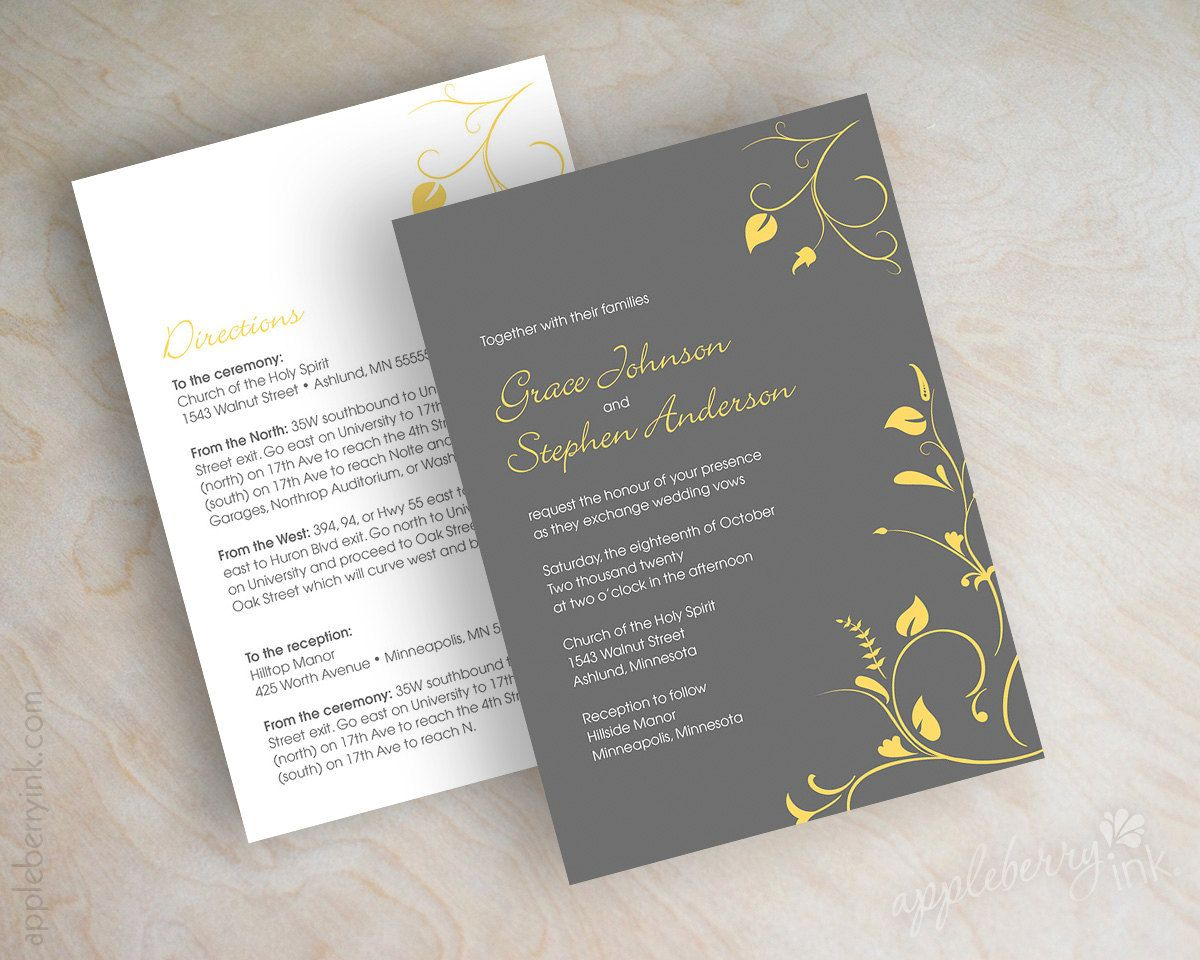 Simple Wedding Invitations Pinterest: Wedding Ish For Peoples