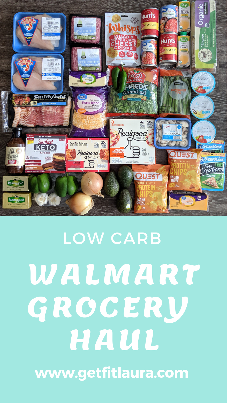 Low Carb Walmart Grocery Haul Low Carb Grocery Low Carb Shopping List Low Carb Grocery List