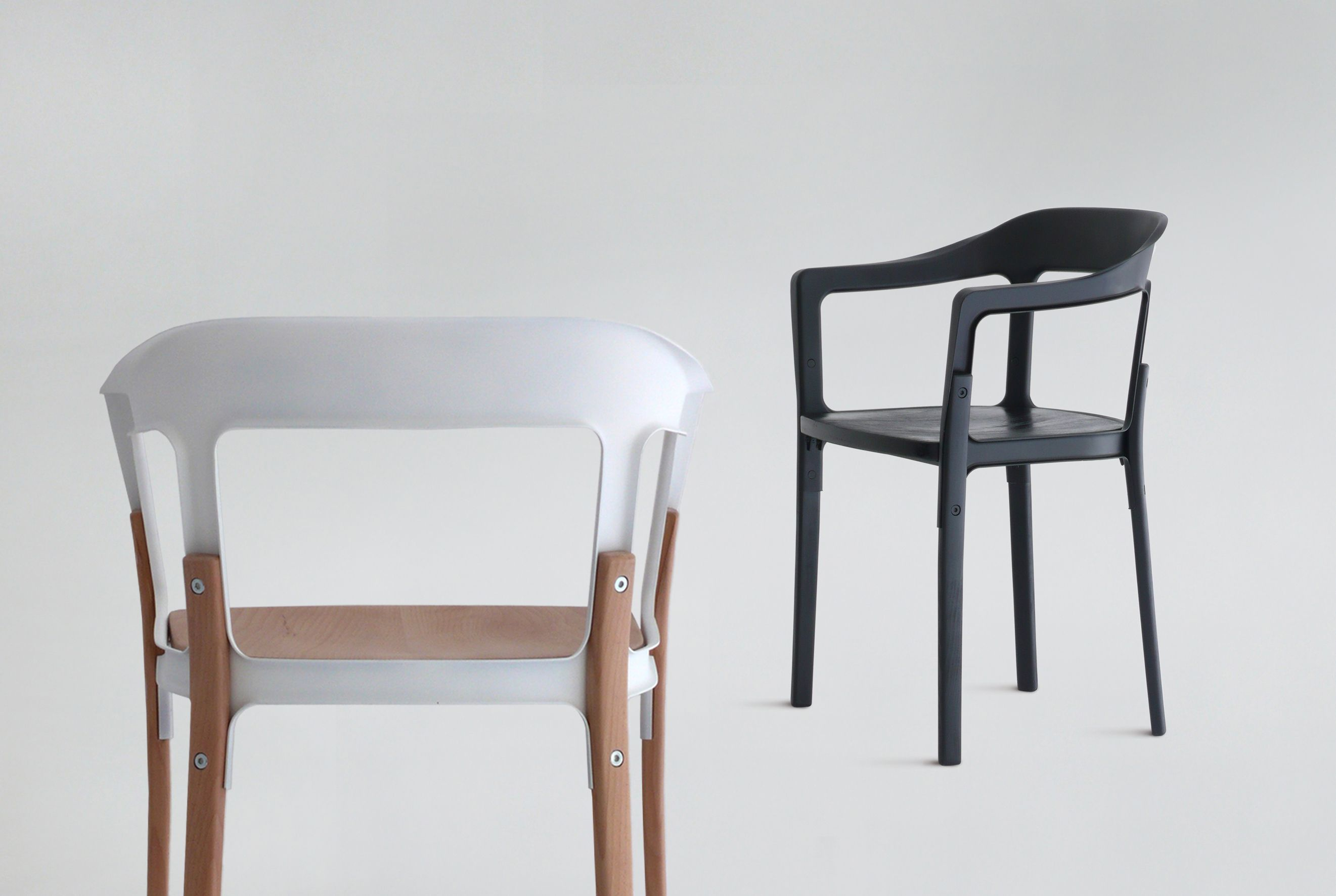 nero visitors officina product chair en magis sedia architonic chairs side from by b fronte