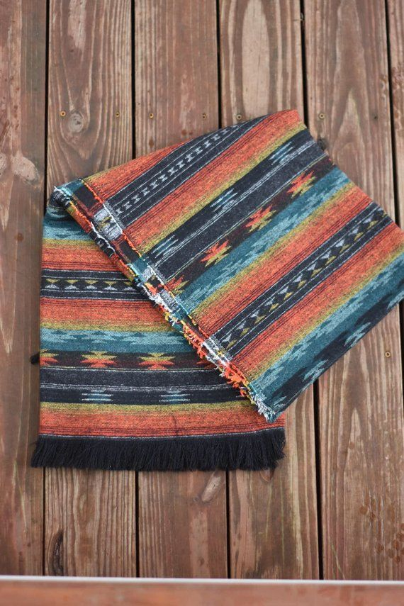 f635f7b46 Navajo Human Blanket // Throw Blanket // Aztec Blanket | Products ...