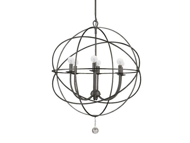 Sabrina Soto\'s High/Low List | Orb chandelier, Hgtv and High low