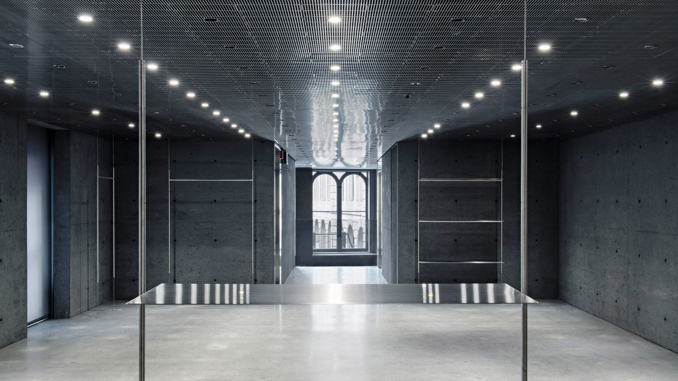 David Chipperfield Architects Has Completed Its First Project In Canada Involving The Overhaul Of A Interior Design Jobs Minimalist Decor Minimalist Interior