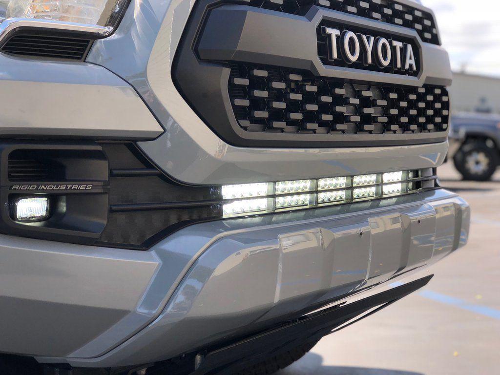 "20162020 Toyota 32"" Lower Bumper Hidden LED Light"