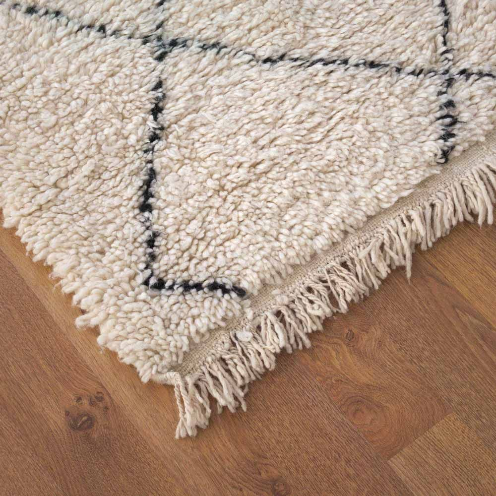 Beni Ouarain Wollteppich Online Bei Www Milanari Com Teppich Berber Teppich Wollteppich