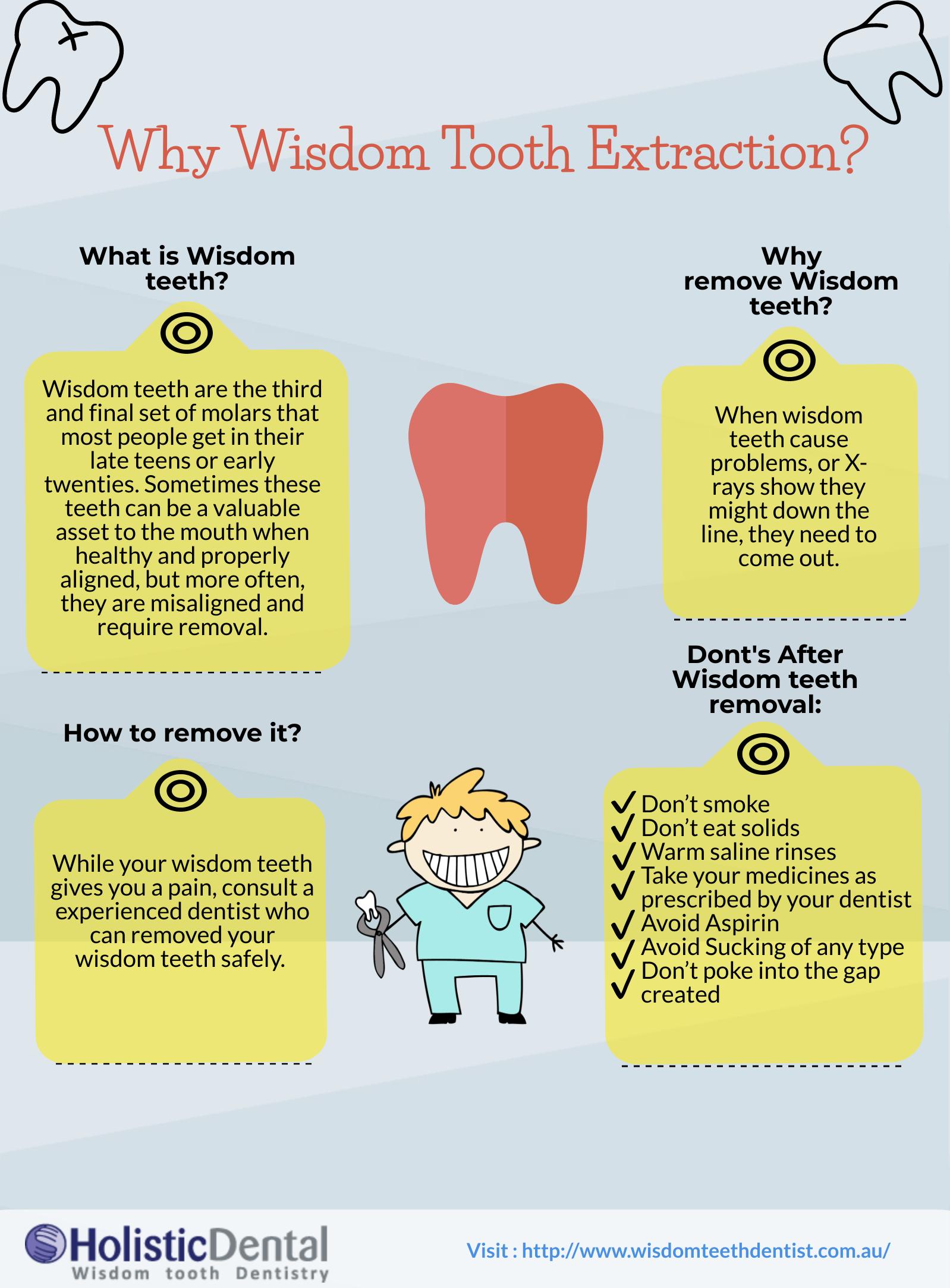 Pin on wisdom teeth removal