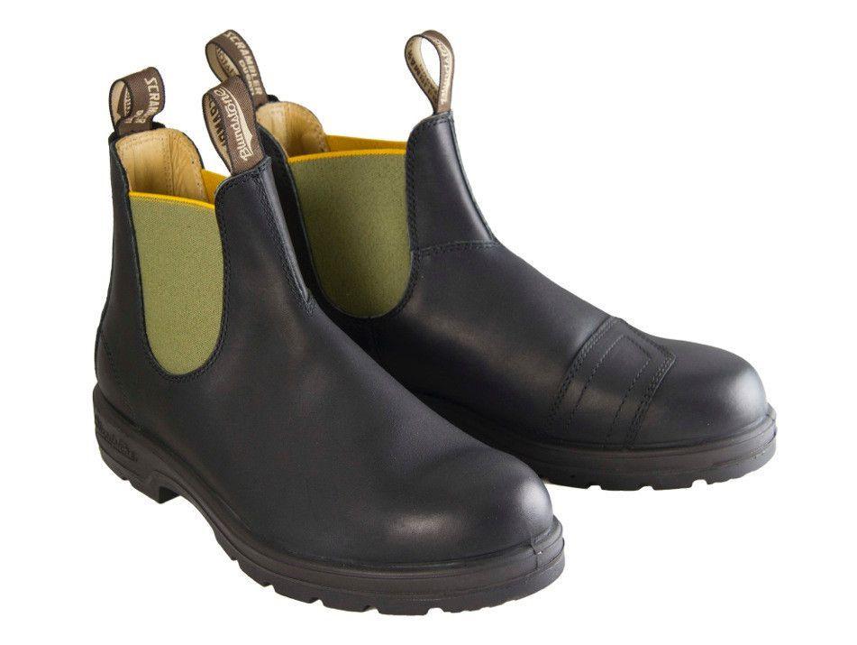 Blundstone Ducati Scrambler Premium Leather Riding Boot