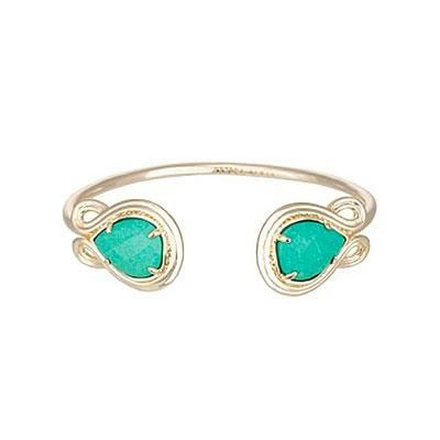 Dainty Teal Bracelet | Her new go-to arm candy? You just found it. | SouthernLiving.com