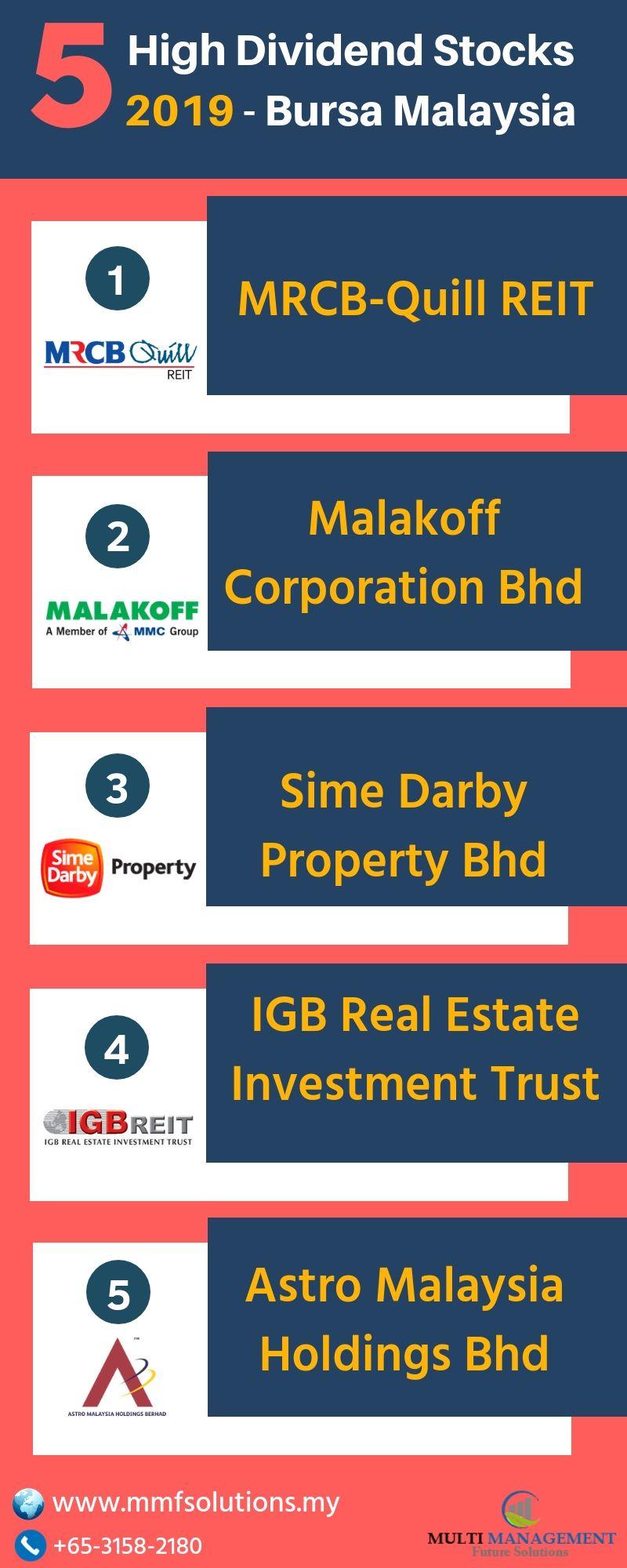 dividendstock BursaMalaysia mmfsolutions Dividend