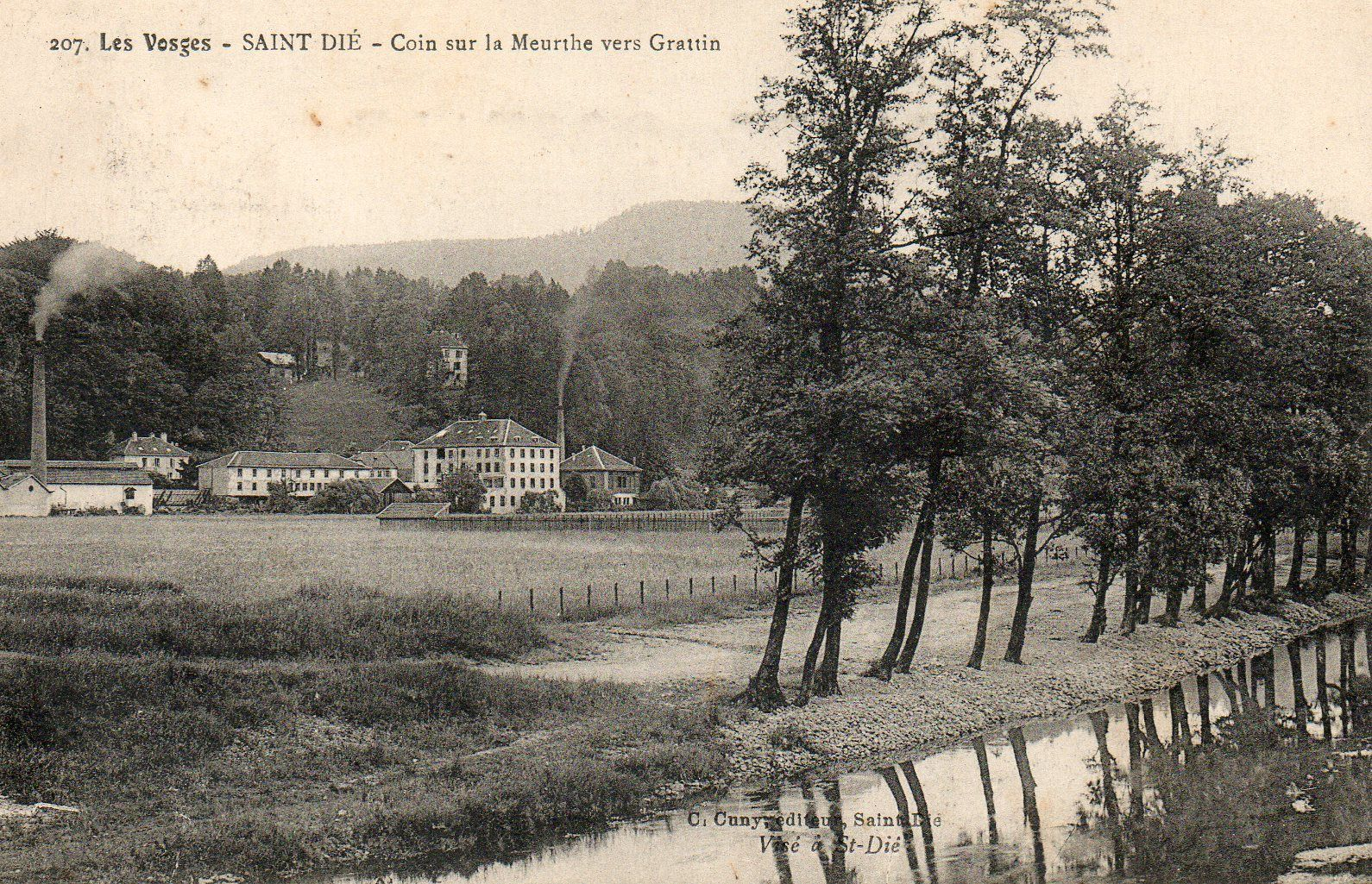 Saint Dié - Vosges