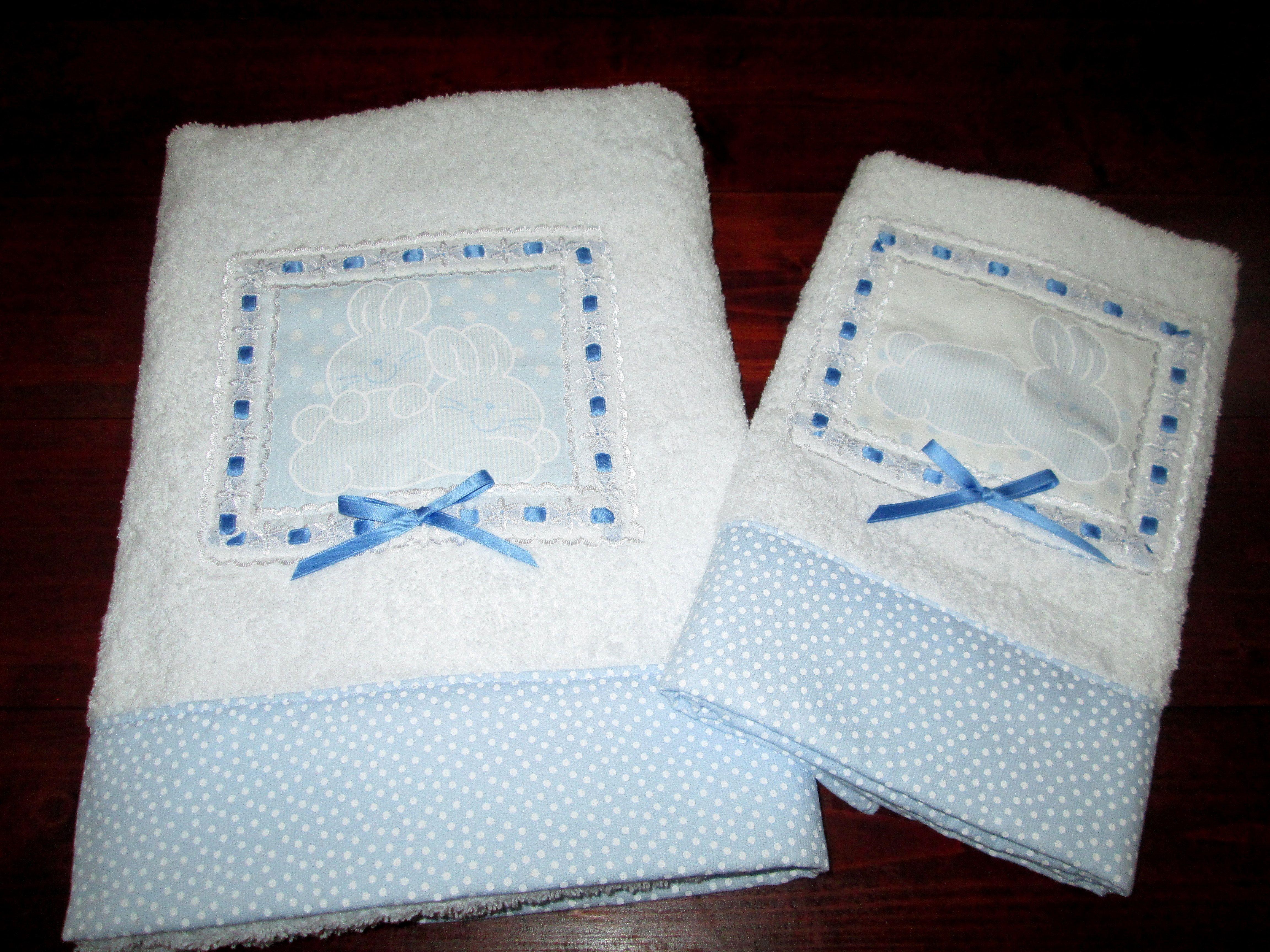 Asciugamani neonato