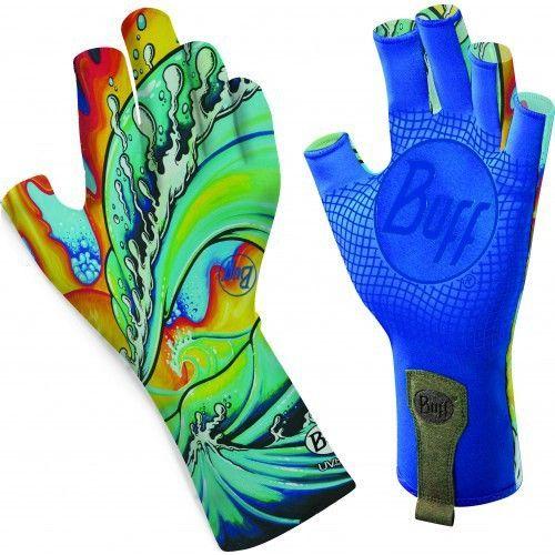 Buff Sport Water Gloves, Brophy Sunset S/M