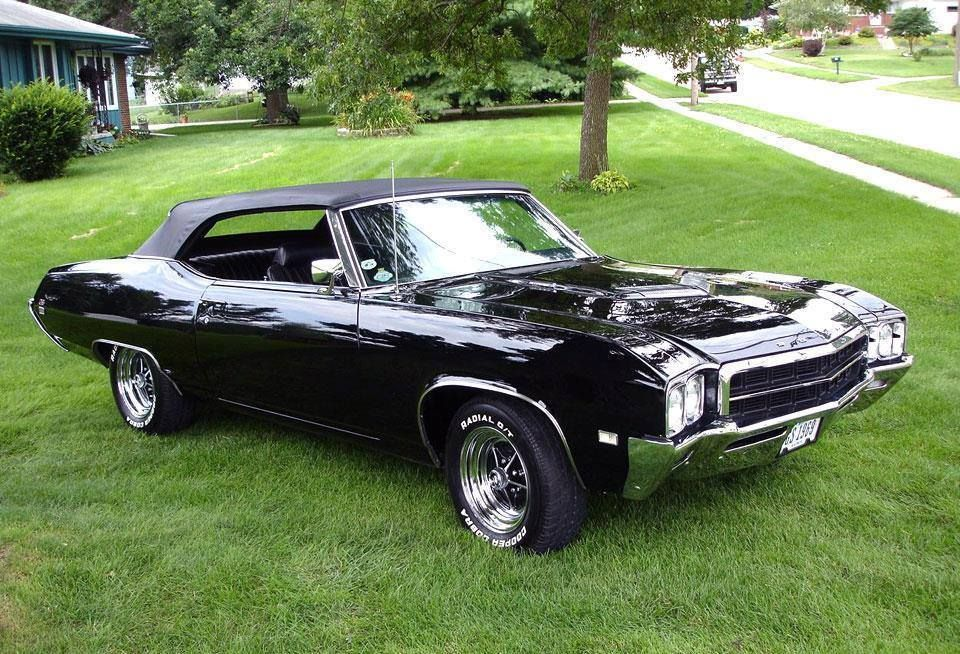 1969 Buick Gran Sport Buick gsx, Muscle cars, Classic cars