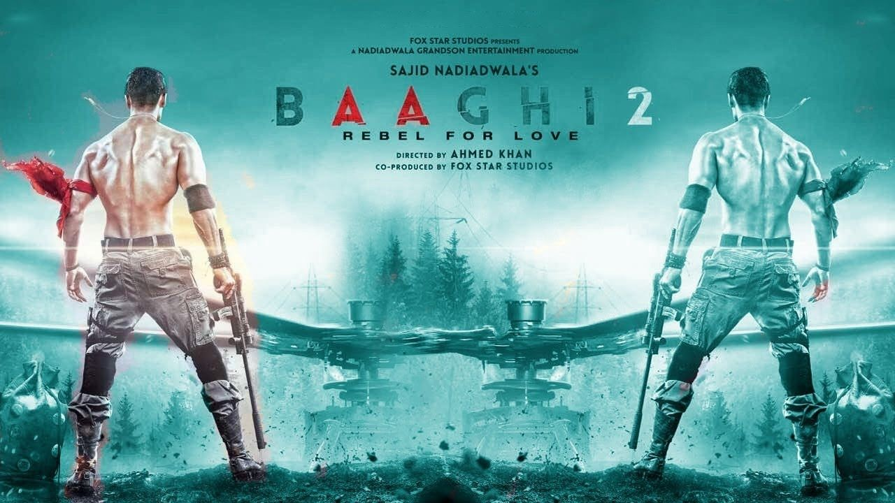 Download Baaghi 2 Full-Movie Free