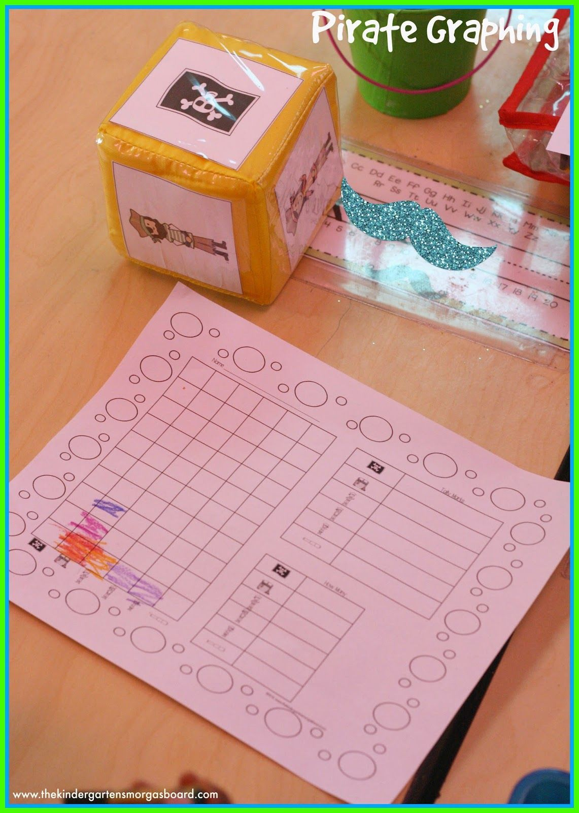 Pirate Graphing Freebie
