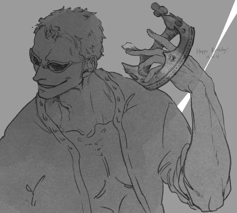 13+ Doflamingo One Piece Manga Panels Images
