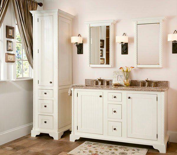 15 Traditional Tall Bathroom Cabinets, Bathroom Tall Cabinets