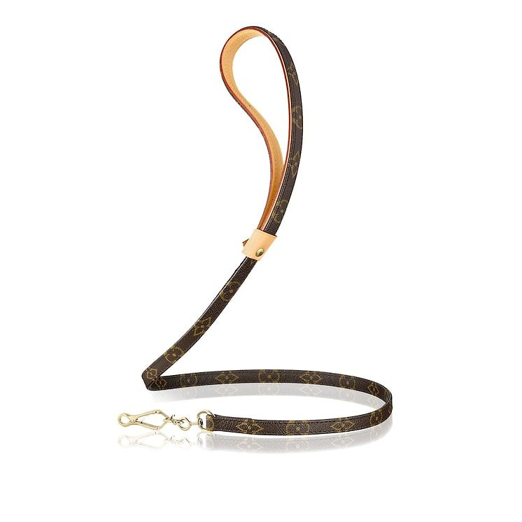 6b41488cbc1b Monogram TRAVEL All Collections Baxter Dog Leash MM