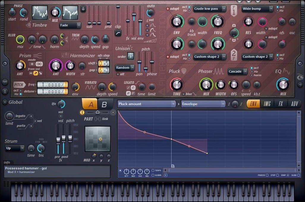 Improve Music Knowledge Harmor Vst Plugin Music Software Virtual Studio Music