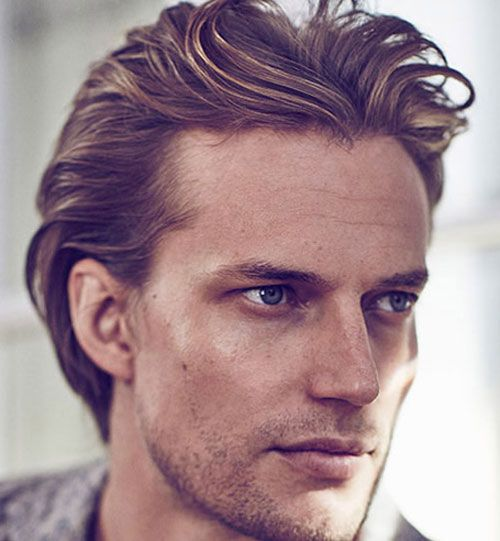 Mens Medium Length Hairstyles Cool 35 Medium Length Hairstyles For Men  Medium Length Hairstyles