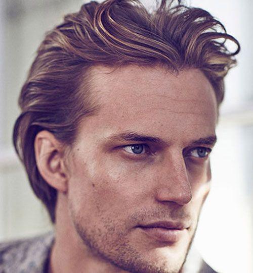 37 Medium Length Hairstyles For Men | Medium length hairstyles ...