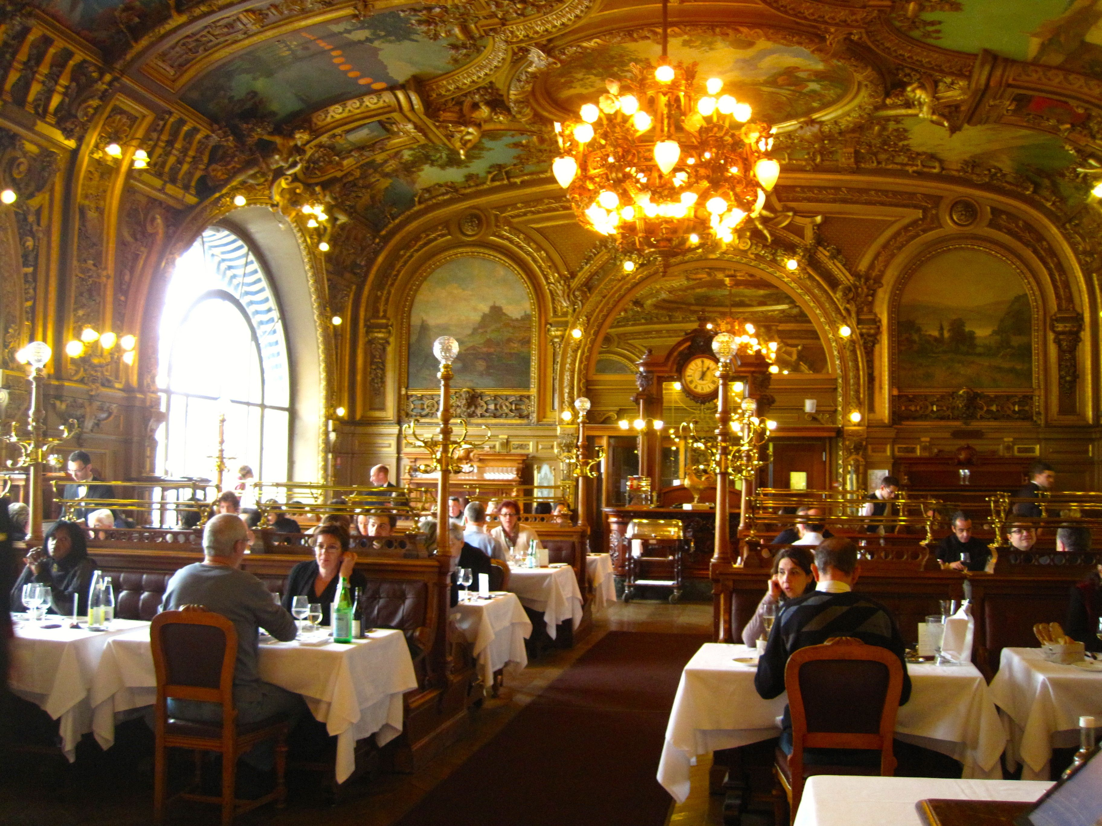 Restaurant Viande Lyon Opera