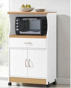 Muebles microondas ideas y precios | Decoración del hogar ...