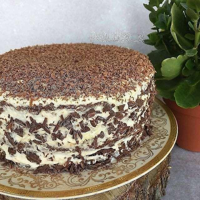 """Осторожно это оочень вкусно!!!😋👌🏻 Тортик """"черный принц ..."""