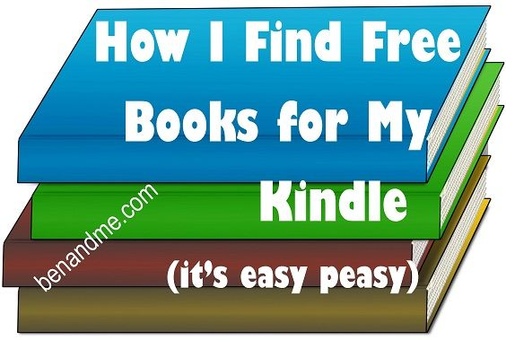 How to Find Free Books for Your Kindle | Book Basket | Free books